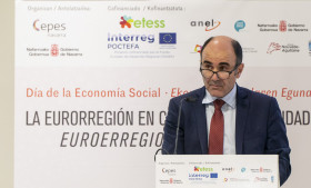 La Eurorregión, un territorio de cooperación natural para la ES